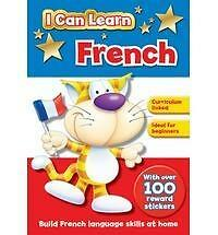 Learn French Activity Sticker Book Ideal for Beginners New