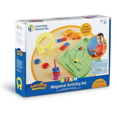 Learning Resources STEM Magnets! Activity Set NEW
