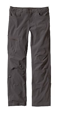 Patagonia Women's Quandary Pants - Forge Grey