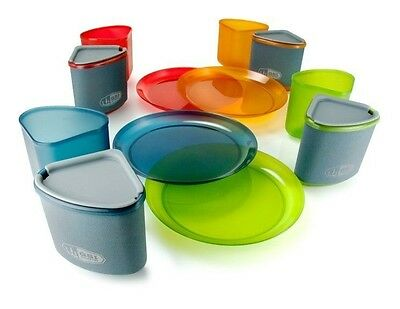 GSI Infinity 4 Person Compact BPA-Free Tableset