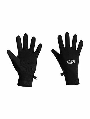 Icebreaker Quantum Gloves Black