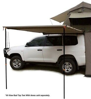 Darche Eclipse 2M X 2.5 4WD Awning Shade Shelter