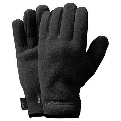 Outdoor Designs Fuji Fleece Polartec Gloves - Black