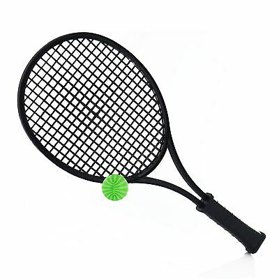 Childrens 2 Player Tennis Racket Set With Ball Plastic Outdoor  Kids Toy Playset