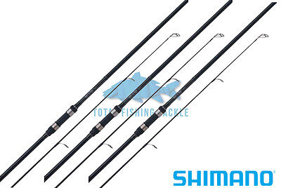 Shimano NEW Carp Fishing Tribal TX-1 Carp Rod 13ft x3 *All Test Curves*