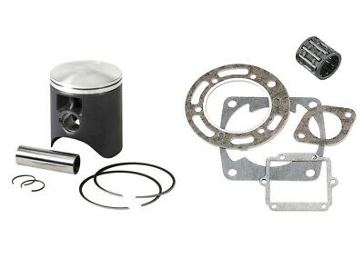 Kawasaki Kdx200 Piston Top End Gasket Rebuild Kit 1989 To 1994 Kdx 200