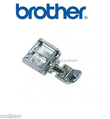 GENUINE BROTHER Sewing Machine Double Sided Zip Zipper Foot I - Clip on type