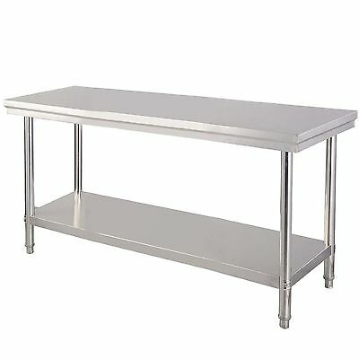 "24"" x 48"" Stainless Steel Work Prep Table Kitchen Food Tables - - PICK UP Only"