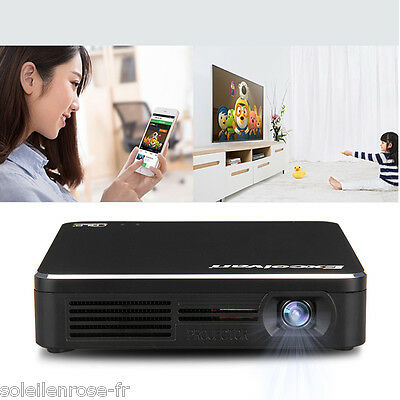 DLP 3D 1080P Wireless proiettore VIDEO FULL HD PROJECTOR Videoproiettore Tripod