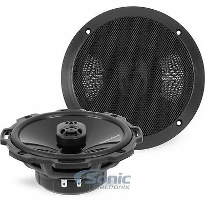 "(4) ROCKFORD FOSGATE PUNCH 440W 6.75"" 3-Way Coaxial Car Stereo Speakers 