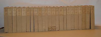 The Works of Rudyard Kipling (Seven Seas Edition) SIGNED Edition 23 Volume Set