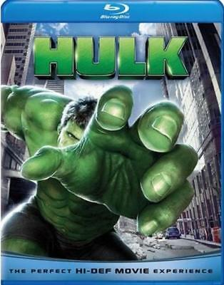 The Hulk New Blu-Ray