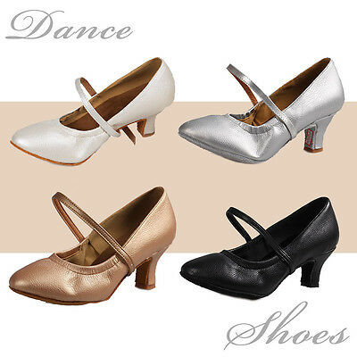 High Quality ballroom latin dance shoes heeled Women modern tango salsa shoes