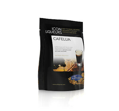 Still Spirits Cafelua Icon Liqueurs Top Up Kit 370g Home Brew
