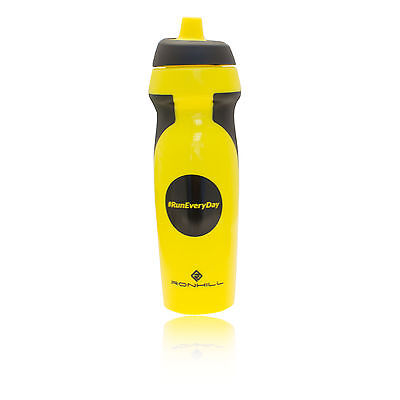 Ronhill Yellow BPA Free Hydration Outdoors Running Drink Water Bottle 591ml