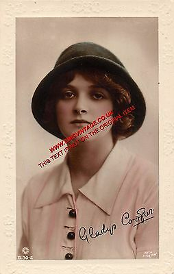 People Postcard Gladys Cooper A3 056