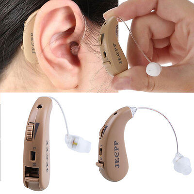 Rechargeable Adjustable Touching In Digital Hearing Aid Sound Amplifier