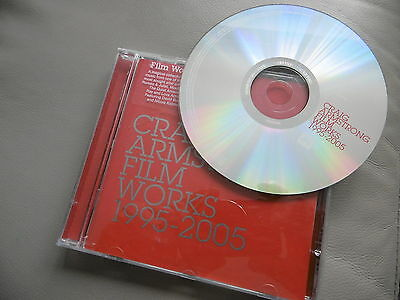 Craig Armstrong : Film Works 1995-2005 Cd Album David Bowie Nicole Kidman