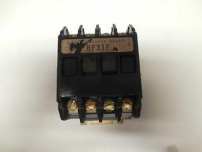 NEW WESTINGHOUSE CONTROL RELAY BF31F 120V COIL 10A A AMP 300Vac