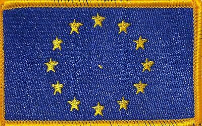 ALASKA STATE Flag Iron-On Morale Tactical Military  Patch Black Border #28