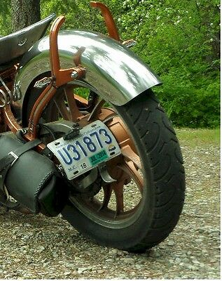 Virago 1981-1983 XV920, XV750 Custom Rear Fender