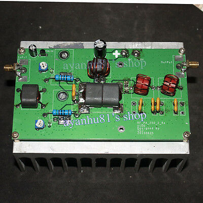 DIY KITS High Frequency 100W linear power amplifier for transceiver HF radio