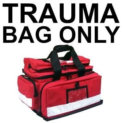 First Aid Trauma Kit Professional BAG ONLY | AUTHORISED TGA DEALER Ambulance