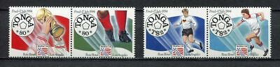 s7054) TONGA 1994 MNH** WC Football'94 - CM Calcio 4v.