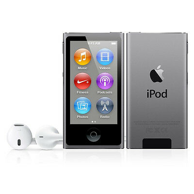 Apple iPod nano 7th Generation 16GB Space Grey
