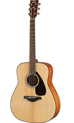 Yamaha FG800 Acoustic Folk Guitar (Natural). New