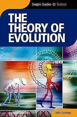 The Theory of Evolution by John Scotney New Paperback Book