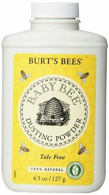 Burt's Bees Baby Bee Dusting Powder 4.5oz Each
