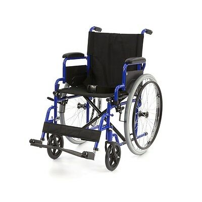 "Wheelchair "" Dynamic "" Seat Width 46 cm Folding by Romed Medical"