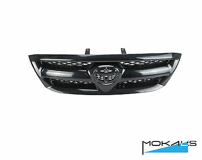 Gloss black grille for Toyota Hilux 2005-2008