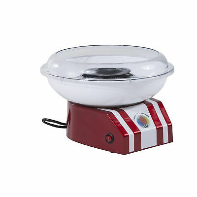 HOMCOM Cotton Candy Machine Gadgetry Electric Making Candy Floss