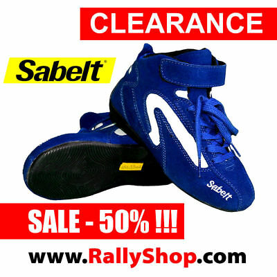 Sabelt shoes Street Kart Mid CHEAP DELIVERY WORLDWIDE Karting size 32 Blue SALE
