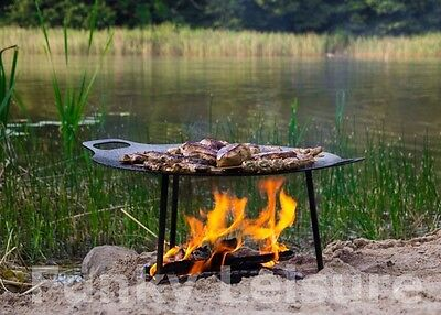 Petromax Griddle & Fire Bowl Fire Pit for Open Camp Fires