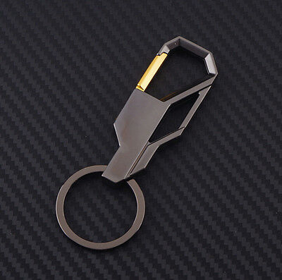 Keyfob  Ring Mens Key Keyring HOT Keychain Metal Car Alloy Chain NEW Creative
