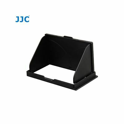 JJC LCH-A6 Pop-up LCD Hood Screen Display Protector for Sony A6300 A6000 Cameras