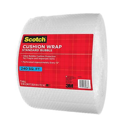 New Scotch Cushion Wrap - 240 sq. ft. roll  Free US Shipping