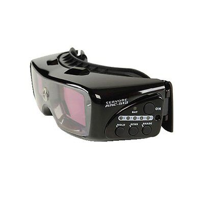 Servore Auto Shade Darkening Welding Goggle Arc-513 Arc513 World's First Tig