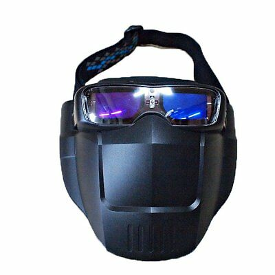 Servore Arc-513 World's First Auto Shade Darkening Welding Goggle + Face Shield