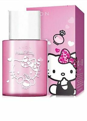 Avon Hello  Kitty  Eau De Cologne - Perfume Gift 50Ml