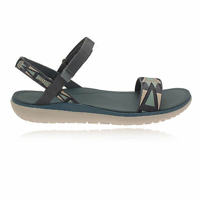 Teva Terra Float Nova Womens Blue Outdoors Walking Velcro Summer Shoes Sandals