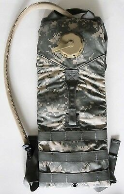 Military Molle ACU 100 oz 3 Liter Hydration Water Carrier Backpack with Bladder