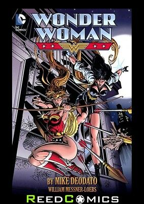WONDER WOMAN BY MIKE DEODATO GRAPHIC NOVEL New Paperback