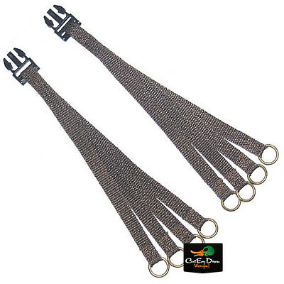New Heavy Hauler Quick Attach Duck Goose Game Straps For Swap Out Lanyard
