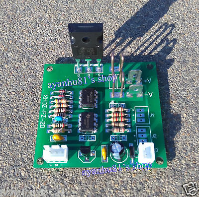 DC 1V-100V Constant Current Source Electronic Load Board 50W Max 6A Power Tester