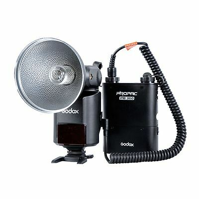 Godox Witstro AD360 Portable External Flash + PB960 Battery Pack Lighting Kit