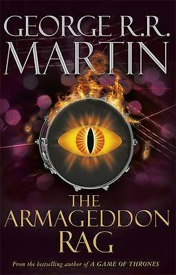 The Armageddon Rag by George R. R. Martin (Paperback, 2013) New Book